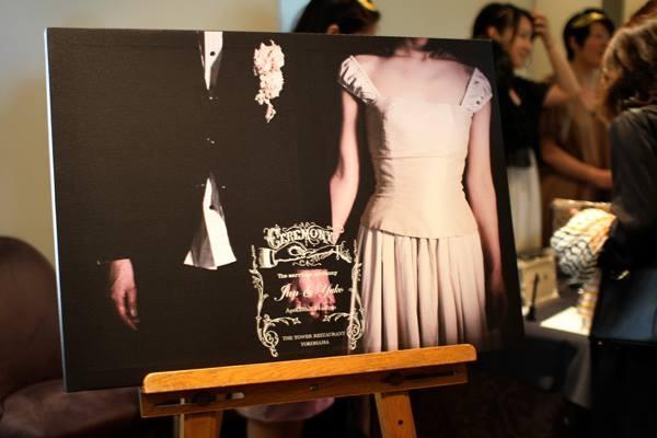結婚式のウェルカムボードにも最適!UV印刷オリジナルキャンバスパネル!